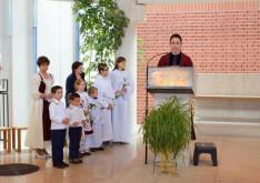 Az Aradi 13 vártanú neveinek felolvasása