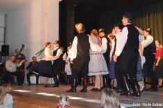 Regős Néptáncegyüttes bemutatója - Bökönyi táncok (Nyírség)