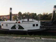 Ruthof-Érsekcsanád hajó