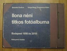 Ilona néni titkos fotóalbuma, könyv