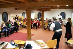 Karácsonyi műsor Ingolstadtban