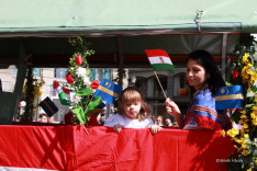 Integetés a magyar szekérről
