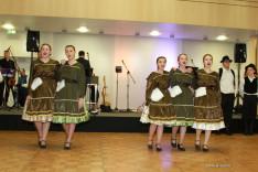 Vendégünk volt az Alfalusi Ifjúsági Tánccsoport (Laskó, Horvátország)