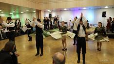 Az Alfalusi Ifjúsági Tánccsoport tánca