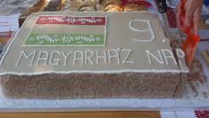 9. MagyarHáz torta