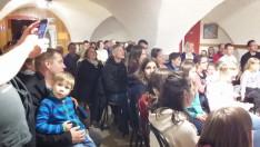 Nagy volt a közönség