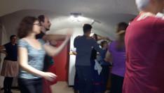 ...és tánc