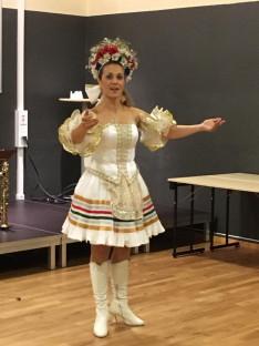 Ferencz Orsolya ösztöndíjas - operett műsor