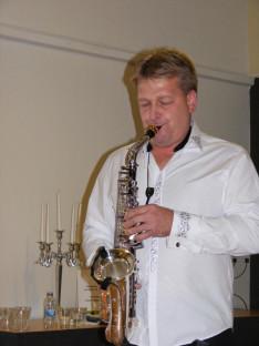 T. Péter Norbert - szaxofon
