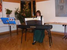 Jönköpingben Adventi műsor