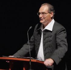 Vaski Gábor, az Extra Hungariam Alapítvány elnöke
