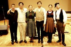 Enyedi&Salamon Quartet
