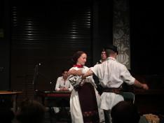 táncbemutató
