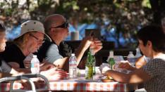református piknik Menlo Parkban