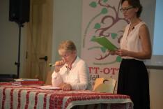 Minger Hajnal és Bokor Erika - Könyvklub – Arany János 200 éves évfordulójára