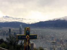Kereszt, Szent Kristóf-hegy