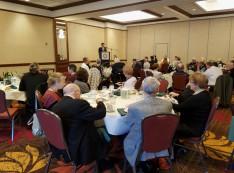 Marion Smith előadása a szónoki ebéden