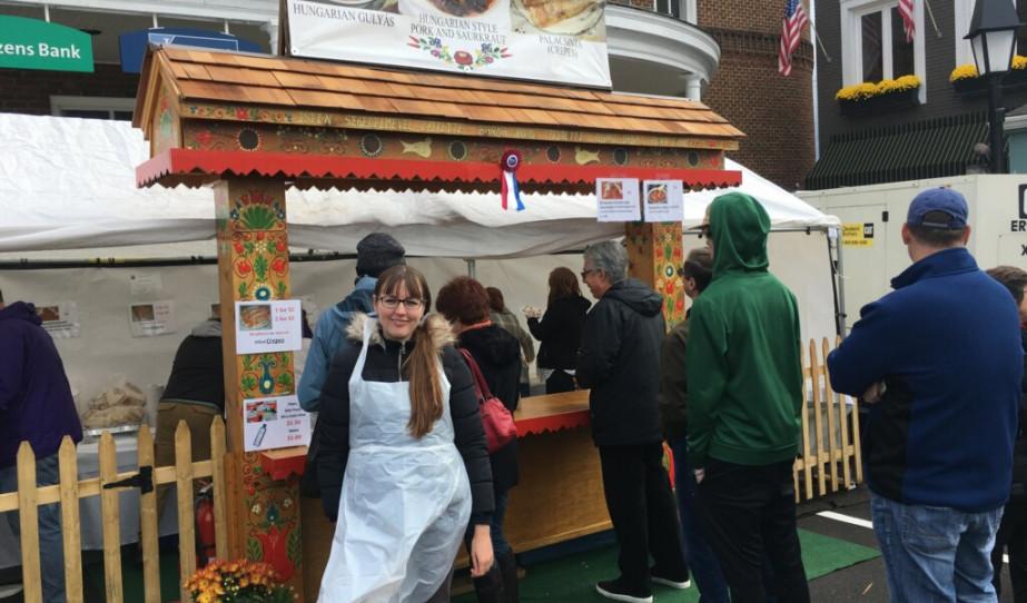 Gasztronómiai siker amerikai rendezvényen