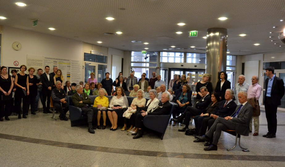 Mindszenty József bíboros halálára és utolsó napjaira emlékeztek Bécsben