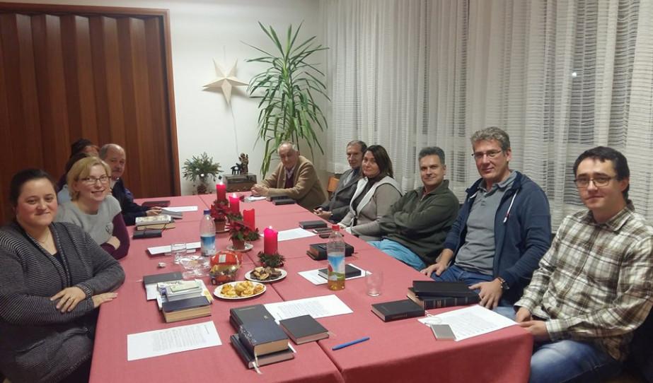 Gyülekezeti Bibliaóra Münchenben