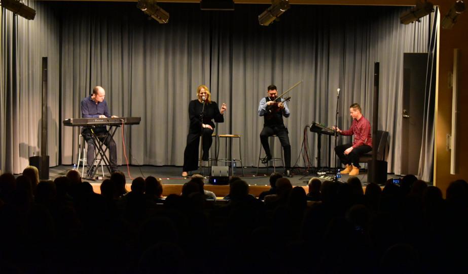 Tóth Vera koncertje Göteborg szívében