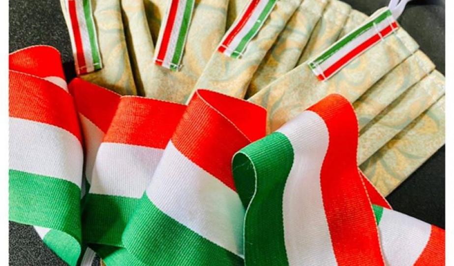 Összefogással védőmaszkok a magyar testvérek részére