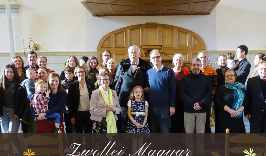 Búcsú Hollandiától - a Zwollei Harangszó hasábjain