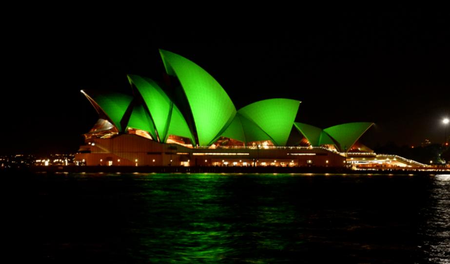 Szent Patrik napja Ausztráliában