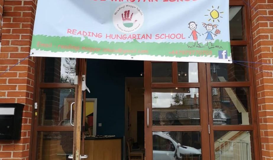 Búcsú a Readingi Magyar Iskolától