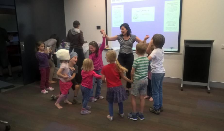 Brisbane-i Magyar Iskola: körjáték