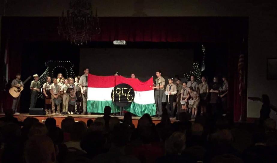Világszerte megemlékeznek a magyarok 1956 eseményeiről