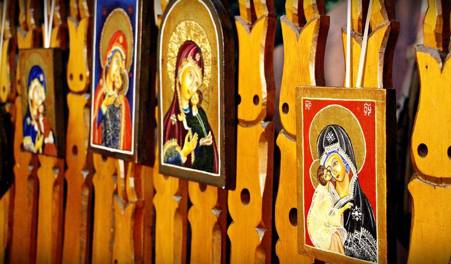 Menyhárt Judit ikonképei
