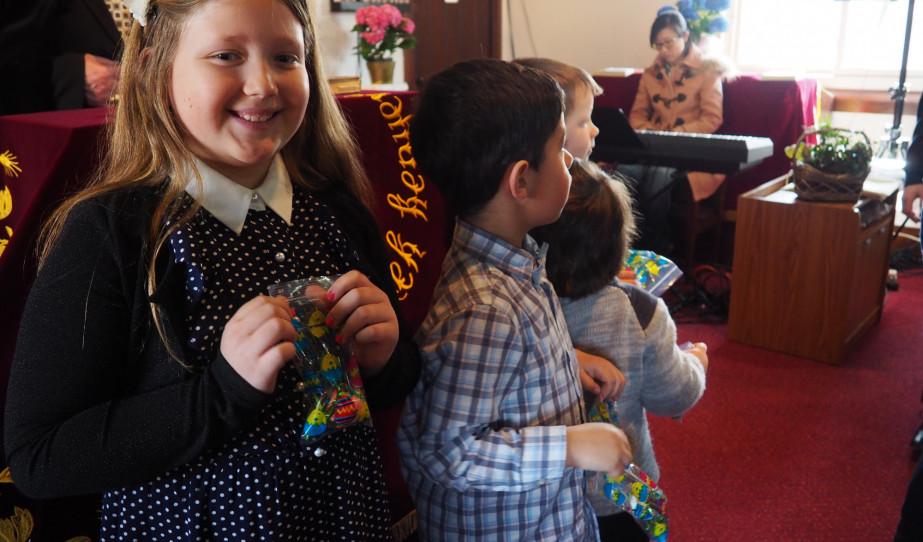Húsvéti ünnepség Windsorban