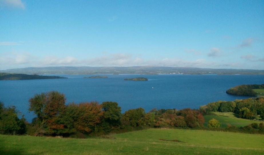 A Derg tó szeptember végén