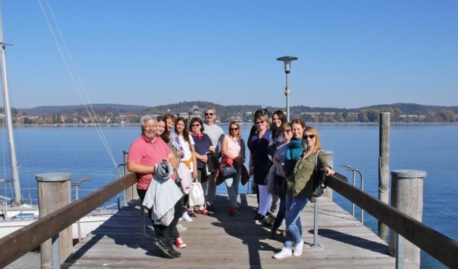 Tanári kirándulás a Bodeni-tóhoz