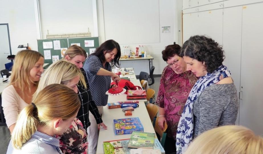 Továbbképzés a Baden-Württembergi Konzuli Magyar Iskola pedagógusai számára