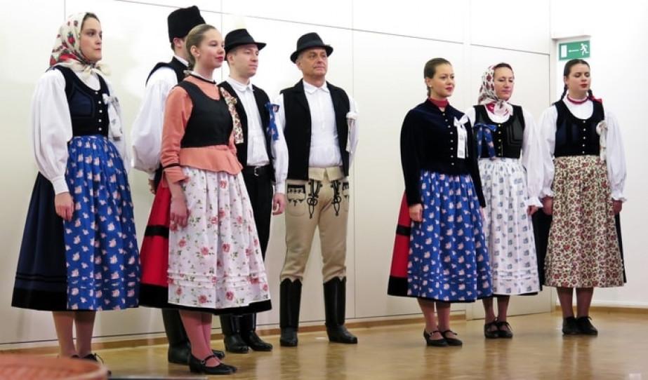 Adventi műsor Stuttgartban