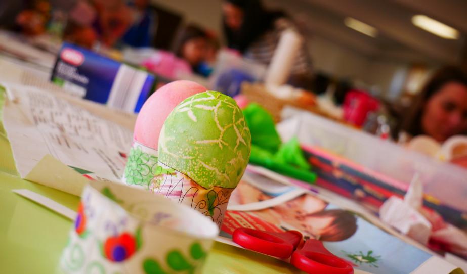 Húsvéti készülődés a Nürnbergi Magyar Gyerekcsoporttal