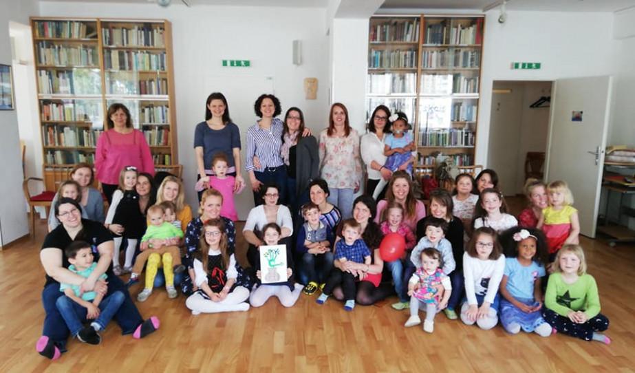 Anyák Napja a Bécsi Magyar Óvodában