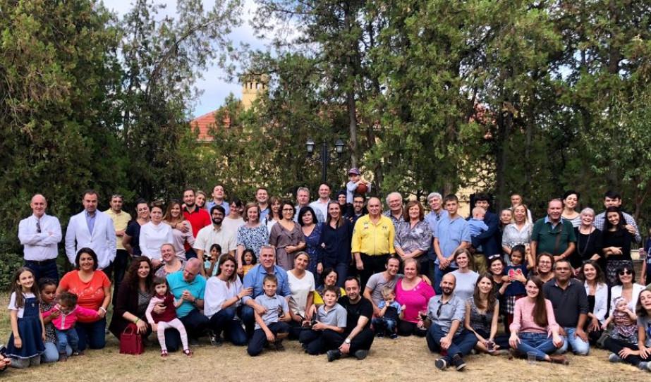 Ankarai Szezonnyitó Parti