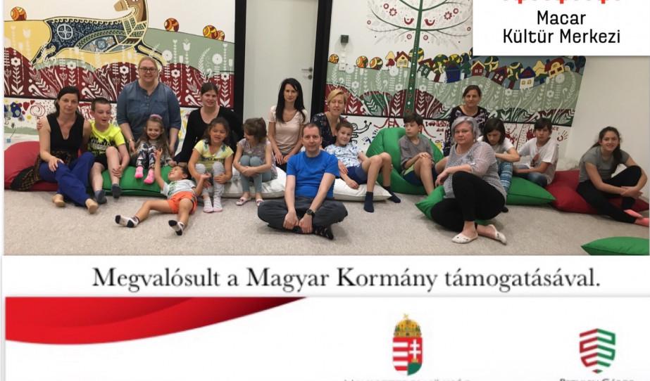 magyar mondák fala
