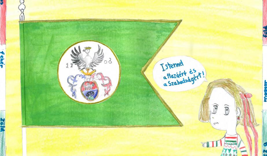 Zászló és címer rajzpályázat díjazottjai 2019. Ausztrália
