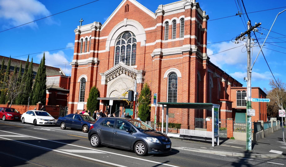St. Colman's templom