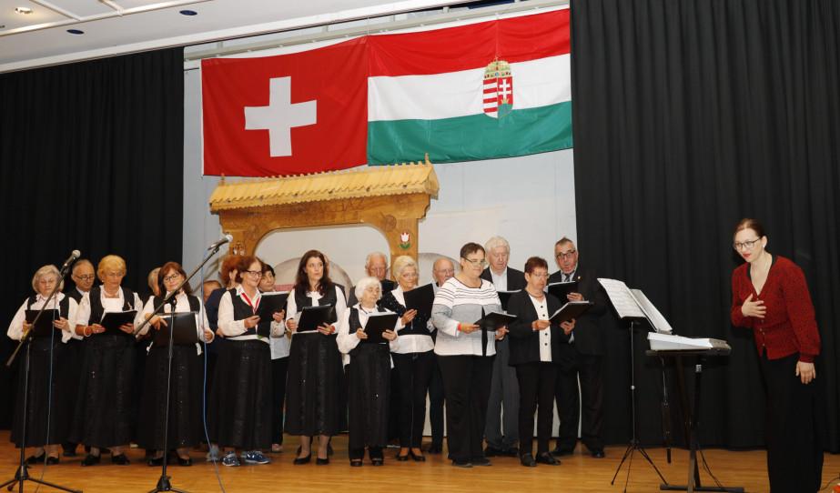 A Zürichi Magyar Ökumenikus Golarits Kórus