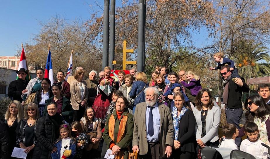 Magyarok Chilében