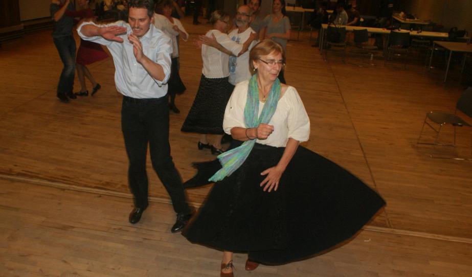 Brüsszeli táncház