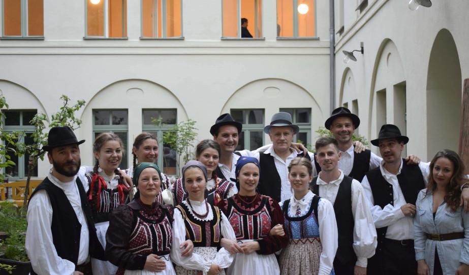 Berlini Magyar Tánccsoport