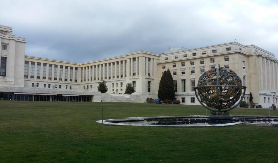 A genfi ENSZ palota