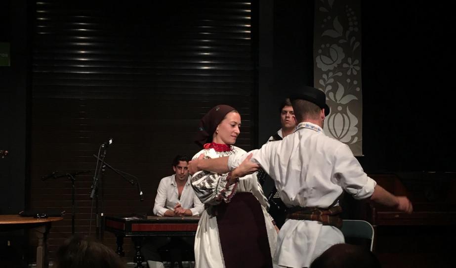 magyar táncok Portola Valleyben