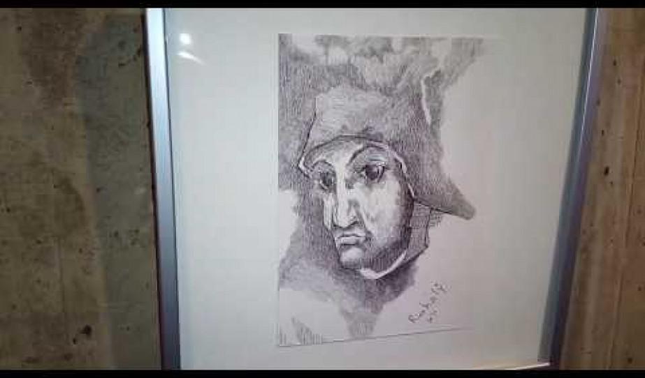 """Riport Rohály Ferenccel """"Útközben"""" című képkiállításán Nürnbergben"""